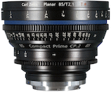 Zeiss Compact Prime CP.2 85mm T2.1 (Sony E)
