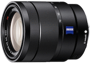 Sony E 16-70mm f/4 ZA OSS