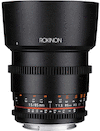 Rokinon 85mm T1.5 Cine DS for Canon