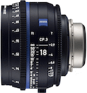 Zeiss CP.3 18mm T2.9 (EF)
