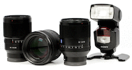 Prime Lens Kit for Sony E Mount