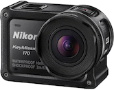Nikon KeyMission 170 4K Action Camera