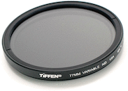 Tiffen 77mm Variable ND Filter