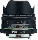 Pentax SMC DA 15mm f/4 ED AL Limited