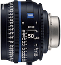 Zeiss CP.3 50mm T2.1 (MFT)
