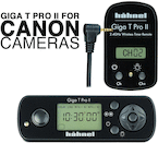 Giga T Pro Wireless Remote for Canon