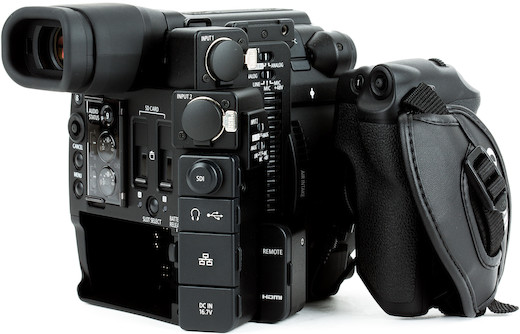 LensRentals com - Rent a Canon EOS C200 EF Cinema Camera