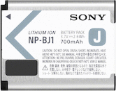Sony NP-BJ1 Battery for RX0 Camera