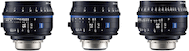 Zeiss Compact Prime CP.3 Wide Angle 3-Lens Set (Sony E)