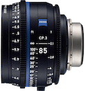 Zeiss CP.3 85mm T2.1 (MFT)