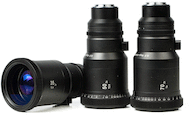 SLR Magic Anamorphot-Cine 2x Three Lens Set for Micro 4/3