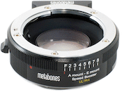 Metabones Sony A to Sony E Speed Booster Ultra Adapter