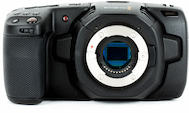 Blackmagic Pocket Cinema Camera 4K (MFT)