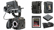 Canon EOS C300 Mark III Premium Kit (Locking EF-C)