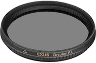 Marumi 58mm EXUS Circular Polarizer Filter