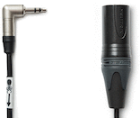 Tentacle Sync Tentacle to 3-Pin XLR 16-inch Cable