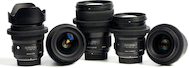 Sigma Art Prime 5-Lens Cine Bundle for Nikon