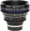 Zeiss Compact Prime CP.2 85mm T2.1 (F)