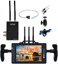 SmallHD 703 Bolt Monitor (V-Mount) w/ Bolt 500 XT Tx Kit