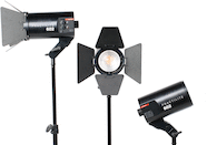 Kinotehnik Practilite 602 3-Light LED Kit