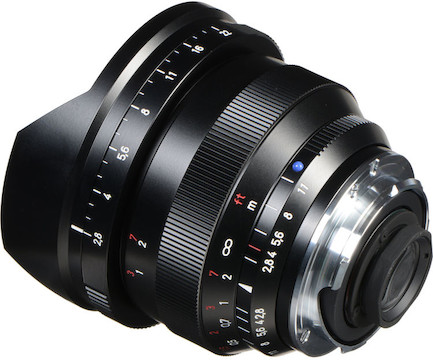LensRentals com - Rent a Zeiss ZM 15mm f/2 8 Distagon