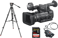 Sony HXR-NX5R Event Package