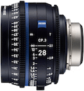 Zeiss CP.3 28mm T2.1 (MFT)