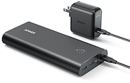 Anker PowerCore+ 26800 PD Battery w/ 30W Charger