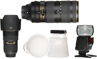 Basic Full Frame Wedding Kit for Nikon