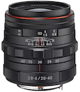 Pentax HD DA 20-40mm f/2.8-4 ED WR Limited
