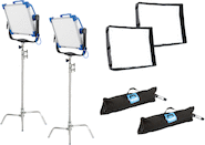ARRI SkyPanel S30-C LED 2-Light Studio Kit
