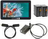 SmallHD Focus 5-inch Monitor for Sony NP-FW50 Mirrorless