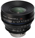 Zeiss Compact Prime CP.2 35mm T1.5 Super Speed (MFT)