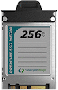 Convergent Design 256GB SSD for Odyssey 7Q