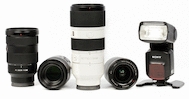 Premium Wedding Kit for Sony E Mount