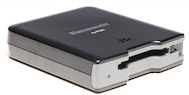 Panasonic P2 USB Memory Card Reader