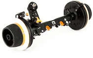 Bright Tangerine Revolvr Dual-Sided Follow Focus Kit