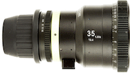 SLR Magic Anamorphot-Cine 1.33x 35mm T2.4 PL