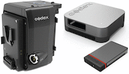 Codex Digital Raw Recorder Bundle for Canon C700 (V-Mount)