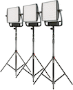 Litepanels Astra 6x Bi-Color 3-Light Studio Kit
