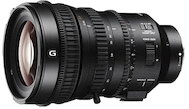 Sony E 18-110mm f/4 G PZ OSS
