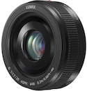 Panasonic 20mm f/1.7 II ASPH