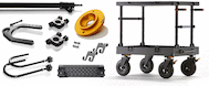 Inovativ Scout 37 EVO Equipment Cart Premium Kit
