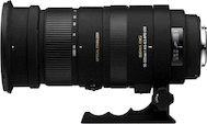 Sigma 50-500mm f/4.5-6.3 DG HSM OS for Sony A