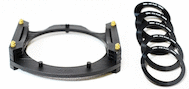 Cokin Z-PRO Filter Holder with Adapter Rings