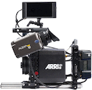 ARRI Alexa Mini Premium Gold Mount Kit (PL)