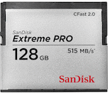 SanDisk 128GB Extreme PRO 515MB/s CFast 2.0