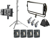 Litepanels Gemini 2x1 LED Soft Panel V-Mount Location Kit