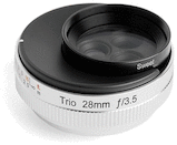 Lensbaby Trio 28mm f/3.5 for Micro 4/3
