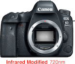 Canon 6D Mark II IR Modified (720nm)